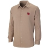 Image for Utah Utes Interlocking U Recycled Fiber Button Down