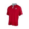 Image for Utah Utes Men's Columbia Golf Silver Collar Polo