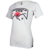 Image for Utah Utes Women's Oatmeal Block U Mountain Tee