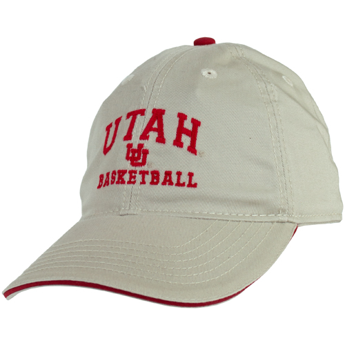 Cover Image For Utah Utes Legacy Basketball Hat
