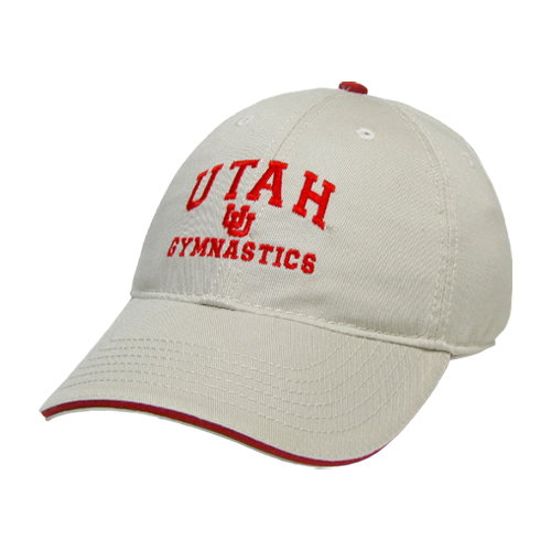 Cover Image For Utah Utes Legacy Gymnastics Hat