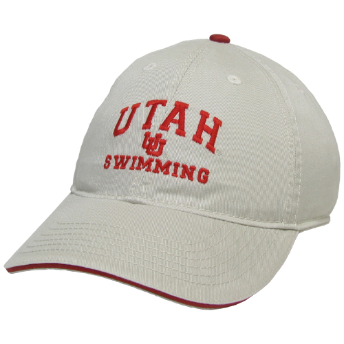 Cover Image For Utah Utes Legacy Swim and Dive Hat