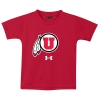 Image for Under Armour Utah Toddler Tee