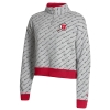 Image for Utah Utes Cropped Champion Quarter Zip