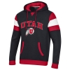 Image for Utah Utes Tri-Color Athletic Logo Hoodie