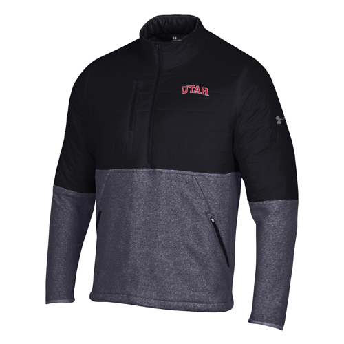 Image For Under Armour Fleece Zip-Up Jacket