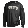 Image for Utah Utes Charcoal Crewneck Sweatshirt