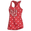 Image for Utah Utes Women's Interlocking U Racerback Tank Top
