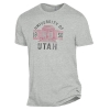 Image for Utah Utes Park Building Tee