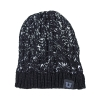 Image for Block U Black and White Knit Beanie