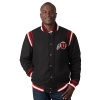 Image for Utah Utes Tri-Color Varsity Jacket