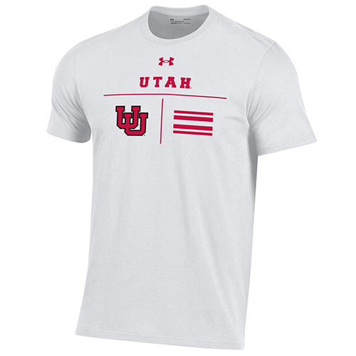 Image For Men's Under Armour 2020 Interlocking U T-Shirt