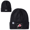 Image for Under Armour Athletic Logo Cuffed Black Beanie