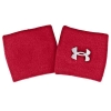 Image for Utah Utes Red Under Amour Athletic Logo Wristband 2PK