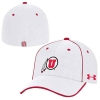Cover Image for Utah Utes Under Armour Classic Fit Hat