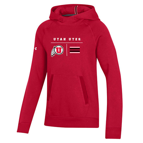 Image For Under Armour Youth 2020 Sideline Hoodie
