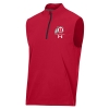 Image for Utah Utes Under Armour Sideline Quarter Zip Vest