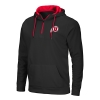 Image for Men's Quarter Zip Hoodie Athletic Logo