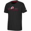Image for Utah Utes Black n Red Colosseum Youth Tee