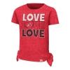 Image for Utah Utes Toddler's Love U T-Shirt