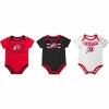 Image for Utah Utes 3-Pack of Infant Boys' Onesies