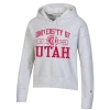 Image for Women's Champion Light Grey n Red Sweatshirt
