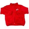 Image for Utah Utes Zip-Up Toddler Sherpa