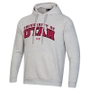 Image for University of Utah Under Armour Marbled Grey Hoodie