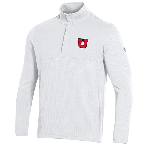 Cover Image For Under Armour Athletic Logo Half Snap