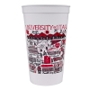 Image for Utah Utes University Sketch Stadium Cup