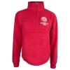 Image for U of U Medallion Zip Pullover