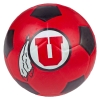 Image for Utah Utes Mini Red Soccer Ball