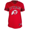 Image for Utah Utes Women's V-Neck Jersey Tee