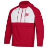 Image for Red and White Under Armour Anorak Jacket
