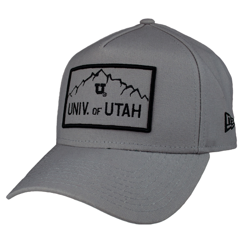 Image For New Era Block U Mountainscape Snapback