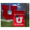 """Image for """"Congrats Graduate!"""" Garden Banner"""