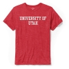 Image for Red and White University T-Shirt