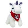 Image for Miniature Unicorn with Utah Bandana