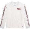 Image for League White Utah Long Sleeve Shirt