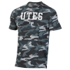 Image for Under Armour Black Camo Utes Shirt