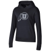 Image for Under Armour Women's Chrome Athletic Logo Hoodie