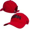 Image for Red Adjustable Camo Utah Hat