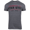 Image for Champion Grey University of Utah Tee