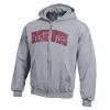 Image for Champion Utah Utes Youth Full Zip Hoodie
