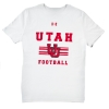 Cover Image for Utah Utes Under Armour Athletic Logo Youth Polo