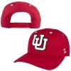 Image for Red Interlocking U Adjustable Hat