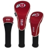 Image for Utes Athletic Logo Team Effort 3-Pack Headcover