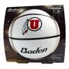 Image for University of Utah Interlocking U Autograph Basketball