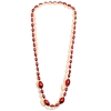 Image for U of U Football Bead Necklace