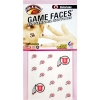 Cover Image for Utah Utes Metallic Game Face Temporary Tattoos